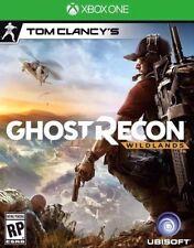 Tom Clancy's Ghost Recon: Wildlands (Microsoft Xbox One, 2017) XBO new free ship