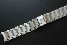 21.5mm all steel watch strap wristwatch band for MONTBLANC Multi-function series