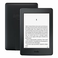 "Kindle Paperwhite, 6"" High Resolution Display (300 ppi), Wi-Fi only, ""Black"""