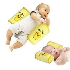 Baby Toddler Safe Cotton Anti Roll Pillow Sleep Head Positioner Anti-rollover UR