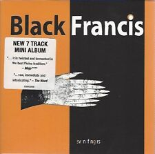 BLACK FRANCIS (PIXIES) - SEVEN FINGERS - 7 TRACK MINI ALBUM CD - COOKCD456PROMO