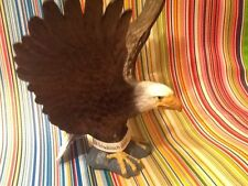 SCHLEICH 16707 AMERICAN BALD EAGLE... LAST ONE retired bird Discontinued BNWOT