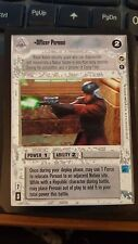 Star Wars CCG Theed Palace Officer Perosei NrMint-MINT SWCCG