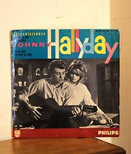 Johnny Hallyday - Retiens la nuit- Philips 432.739 BE - Extended Play