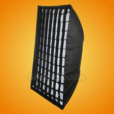 "Godox 60x90cm 24""x36"" Honeycomb Grid Softbox Bowens Mount for Studio Flash"