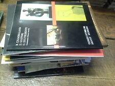 Lot de 45 catalogue de vente divers