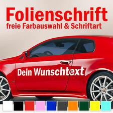 Folienschrift Beschriftung Folie Spiegel Aufkleber Sticker Auto Laptop Handy 35