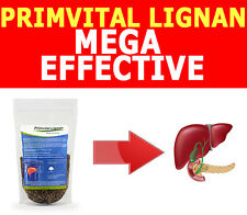 Primvital Lignan - 100% Natural Liver Detox, Regeneration, Gallbladder Cleanse