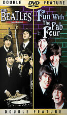 THE BEATLES (DVD) Unauthorized / Fun with the Fab Four ** Double Feature RARE