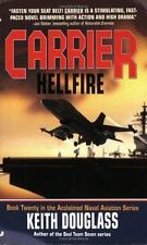 ⭐NEW⭐CARRIER : HELLFIRE BOOK 20 by Keith Douglass (2002, Paperback)
