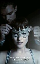 """2017 Fifty Shades of Grey / Darker - DS Movie Poster 27x40"""" Theatre Edition"""