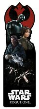 STAR WARS - ROGUE ONE - REBEL BOOKMARK - BRAND NEW - GIFT READING MOVIE 8574
