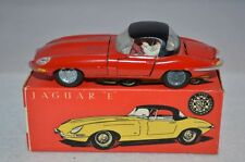 "Tekno Denmark 927 Jaguar ""E""Type  red with white bottom mint in box superb"
