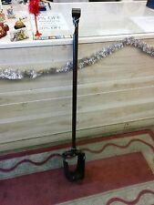 """Antique Early 1900s Adjustable Hand Auger Post Hole Dirt Digger  5-7 1/2 """" Hole"""