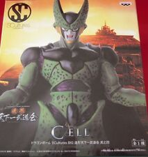DRAGON BALL CELL SCULTURES FIGURA CELULA FIGURE NEW