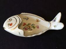Limoges Haviland  France porcelaine petit plat à poisson