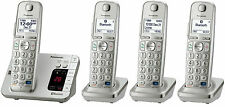 Panasonic KX-TGE264S Link-to-cell Bluetooth Cordless Phone System