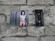 MARILYN MANSON - Mechanical Animals / Cassette Album Tape / 3847