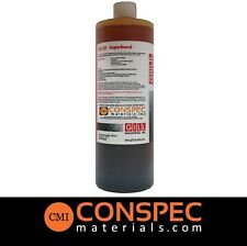 GILL 33 Superbond Admix Waterproof Fast Cure Concrete Cement Mortar Mold QUART