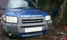 LANDROVER FREELANDER 2001 PETROL 5sp A/CON BREAKING O/S RIGHT ALL PARTS N/S LEFT