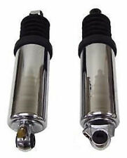 HEAVY DUTY LOWERED AIR SHOCKS HARLEY FLHR ROAD KING FLTR ROAD GLIDE ULTRA 97-12
