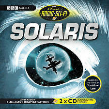 New SOLARIS Stanislaw Lem BBC 2 CD Audio book dramatisation Classic 2008