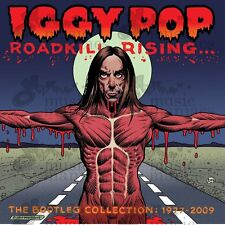 IGGY POP Roadkill Rising: The Bootleg Collection 1977-2009 2011 4-CD NEW/SEALED