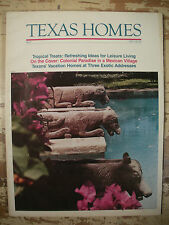 TEXAS HOMES MAGAZINE   May 1981   Colonial Paradise In A Mexican Village