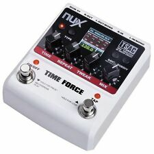 NUX Time Force Delay & Looper Effects Pedal