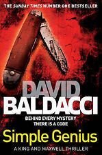 Simple Genius by David Baldacci (Paperback, 2013)