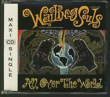 WAILING SOULS All Over The World 3 track 1992  AUSTRIA CD SINGLE REGGAE