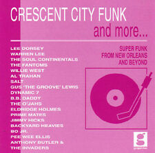 V.A. - CRESCENT CITY FUNK - Funk from New Orleans CD