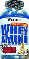 Weider Whey Amino Caps Container with 280 Capsules = 305 g (pro 1000 g)
