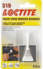 LOCTITE 319 Glue CAR REAR VIEW MIRROR BONDER 0.5ml  Phone & Radio Aerials 8227