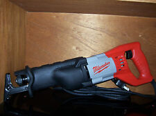 Milwaukee 12 Amp Sawzall Reciprocating Saw  6509-31 Fast Priority Shipping!