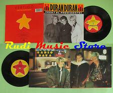 LP 45 7'' DURAN DURAN Meet el presidente Vertigo 1987 EMI TOURG 1 no cd mc dvd