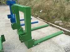 Tractor Forks Attachment (1.5Ton SWL  Fold Up Forks) (3PL Pallet forks forklift)