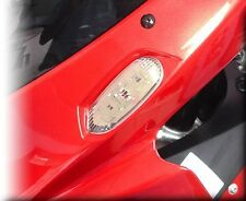 Hotbodies Front Turn Signals GSXR 1000 750 600 2006-2013 Smoke FREE SHIP