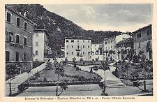 9599) LIZZANO IN BELVEDERE (BOLOGNA) PIAZZA VITTORIO EMANUELE ALBERGO ITALIA.
