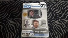 STAR WARS DIGITAL CAMERA Kit with PREVIEW SCREEN PHOTO EDITING free shipping