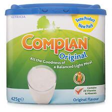 Complan Drink Original Flavour 425g/450g (26 Vitamins & Minerals, fortified mix)