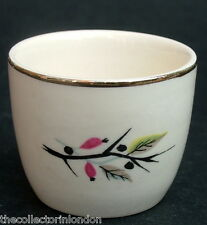 Vintage 1950's Alfred Meakin Linden Pattern Single Egg Cup 4cmh Looks in VGC