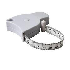 Vest 2014 Body Measuring Tape - Auto Retract - Waist, Chest, Arms, Legs