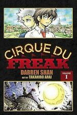 Cirque Du Freak, Volume 1 by Darren Shan (Paperback / softback)