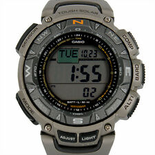-NEW- Casio Pathfinder Titanium Solar Watch PAG240T-7