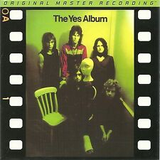 Yes The Yes Album Gold CD UDCD 779 Mini LP Style Limited Edition Nummeriert