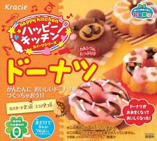 Kracie Japan Make it yourself HAPPY KITCHEN DONUT doughnut kit Candy DIY F/S