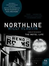 P. S. Ser.: Northline : The Motel Life by Willy Vlautin (2008, Paperback)