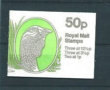 GB SGFB25 1983 50p TOULOUSE GOOSE BOOKLET