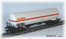 "Märklin 48486-03 un recipienti di Gas-Caldaia Carrello ""Ermewa Tsattie"" 4-achsig #neu in OVP #"